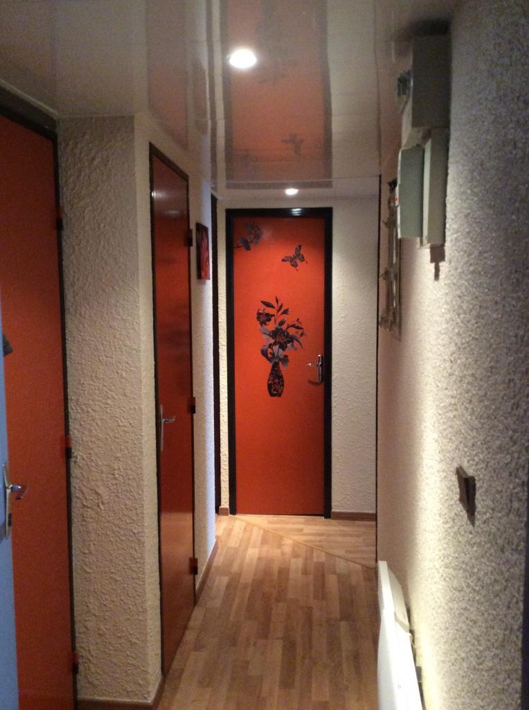 couloir appartement 8 places